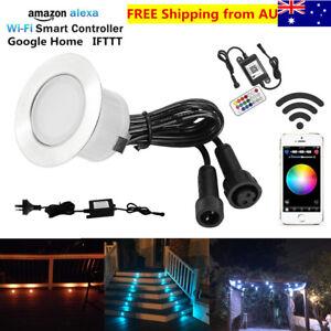 45mm-12V-Smart-WIFI-Controller-RGB-RGBW-LED-Deck-Rail-Stair-Step-Soffit-Lights