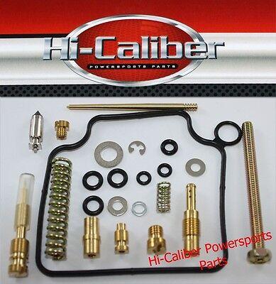 OEM QUALITY Honda 1986-89 TRX 350 D Fourtrax Foreman Carburetor Rebuild Kit Carb