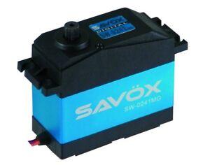 SAVOX-WATERPROOF-5TH-SCALE-DIGITAL-SERVO-SW-0241MG-RC