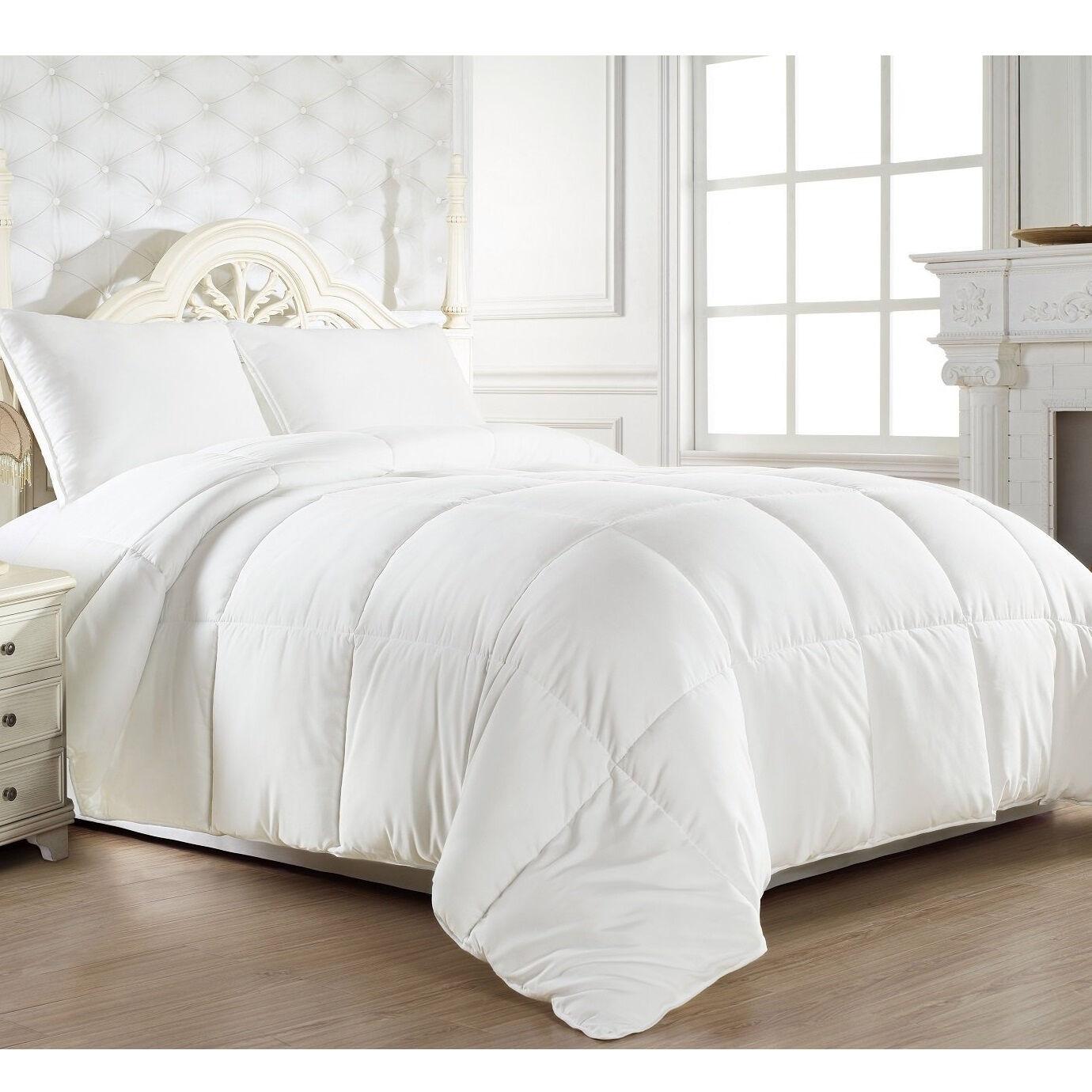 Down Alternative Bed Comforters Regular & Oversize