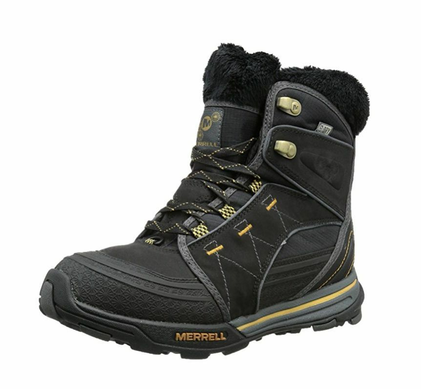 Man's/Woman's Merrell Snowfury Waterproof Womens Boots Clever and practical Upper material Direct business