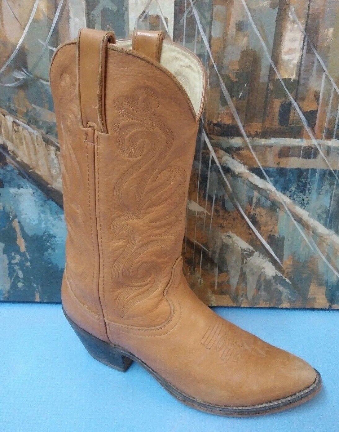 Mens Durango Cowboy Style BD 4122 Western Stiefel Größe 6.5 M