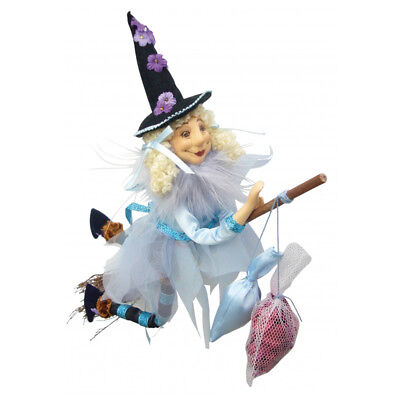 Cheap Sales bleu Pâle Jazz Sorcière Battant wopjazz32paleblue 32cm Witches Of Pendle
