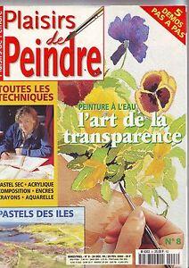 plaisirs de peindre - numero 8 -1999/2000 - France - État : Occasion: Objet ayant été utilisé. Consulter la description du vendeur pour avoir plus de détails sur les éventuelles imperfections. ... Nombre de pices: 1 - France