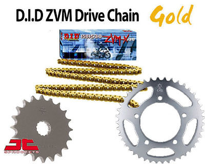 530 Conv D.I.D /& JT Chain And Sprocket Kit Set Suzuki RF900 R-X 94-99