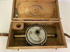 Vintage Bostrom Surveying Instrument Transit Amp Box