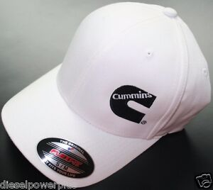 S M Dodge Cummins truck flexfit hat ball cap fitted flex fit diesel ... f40a1a57450b