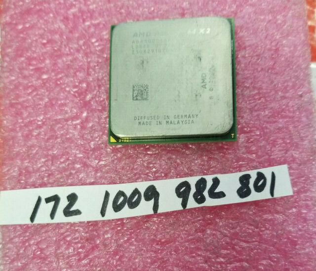 Amd Athlon 64 X2 5000 Ada5000iaa5cu Socket Am2 Desktop Cpu 0841711002705 For Sale Online