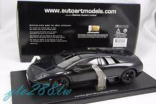 AUTOart 1:18 scale Lamborghini Murcielago LP640 2006(Nero Black) 74623