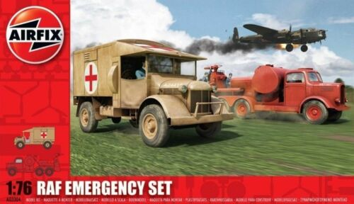 1:76 Airfix A03304 RAF Emergency Set