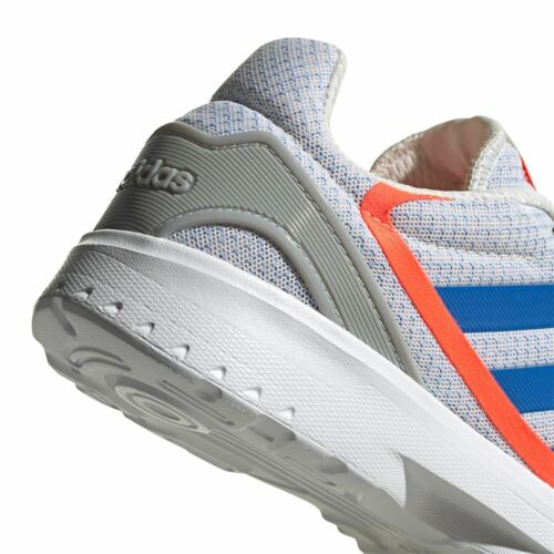 adidas Nebula Zed Sneakers Mens Gents Runners Laces Fastened Ventilated Mesh