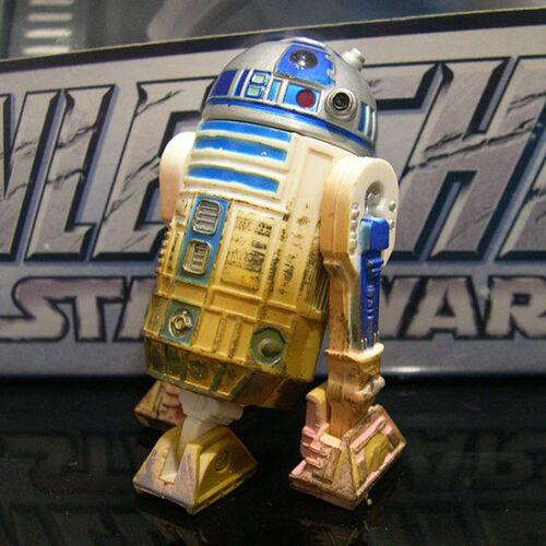 STAR WARS 30th anniversary R2-D2 astromech dorid JEDI training on DAGOBAH esb