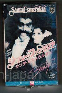 Sealed-SANTA-ESMERALDA-ft-Jimmy-Goings-Beauty-JAPAN-CASSETTE-25PT-74-SLIP-CASE