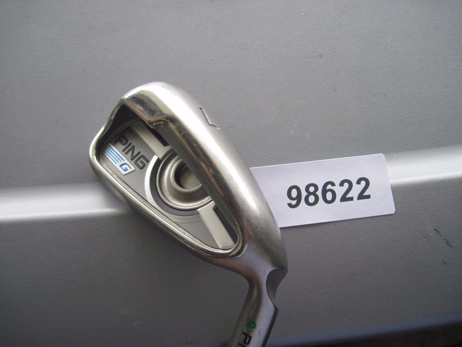 Ping G Serie   7 Iron DG rígido de  la flexión de acero de verde Dot en muy buena condición   98622  ¡No dudes! ¡Compra ahora!