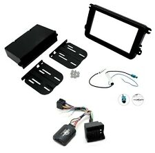 CTKVW05 VW EOS 06 - 16 Complete Car Stereo Double Din Single Din Fitting Kit