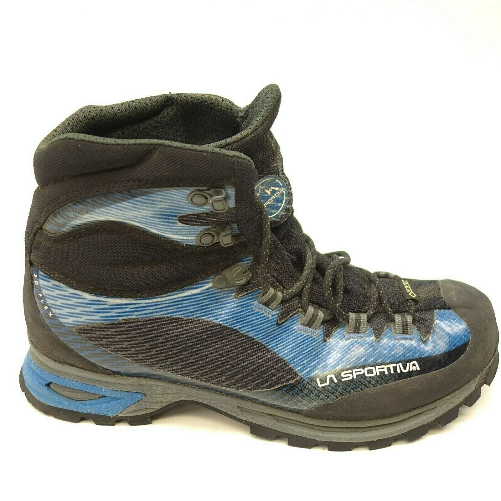 La Sportiva Sz 8.5+ Trango TRK GTX Waterproof Athletic Hiking Mens Boots