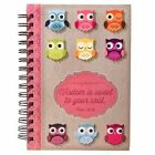 Owl: Wisdom Is Sweet to Your Soul Journal by Christian Art Gifts (Hardback, 2014)