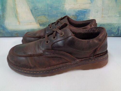 Martens leren Dr veter bruin 12 schoenen US herenmaat Maddock Oxfords 45jLAR