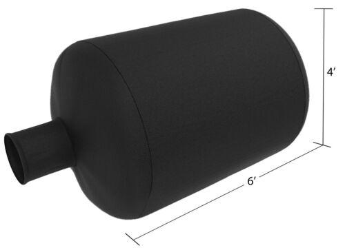2 Coveralls 10 RAM INSULATION VACUUM BAGS SUPER DUTY NO-TEAR 6/'x4/' 75CF $14//Bag