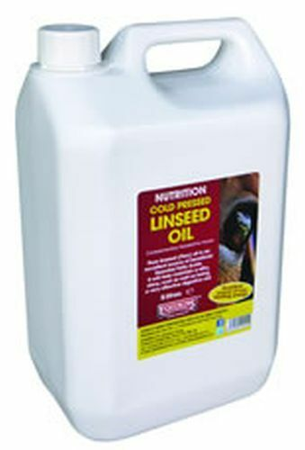 EQUIMINS LINSEED OIL - 5 LT - EQS0209
