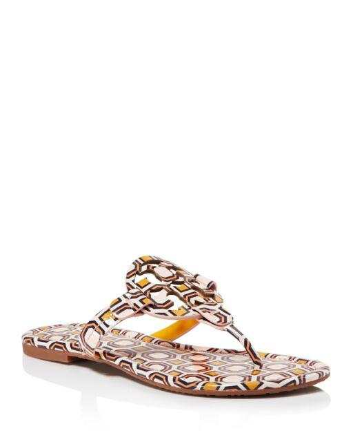 4ccfcddec0bb Tory Burch 7 1 2 Geo OCTAGON Square Ballet Pink Miller Signature Sandals