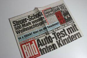 BILDzeitung-23-11-1993-November-23-11-1993-Geschenk-28-29-30-31-Geburtstag