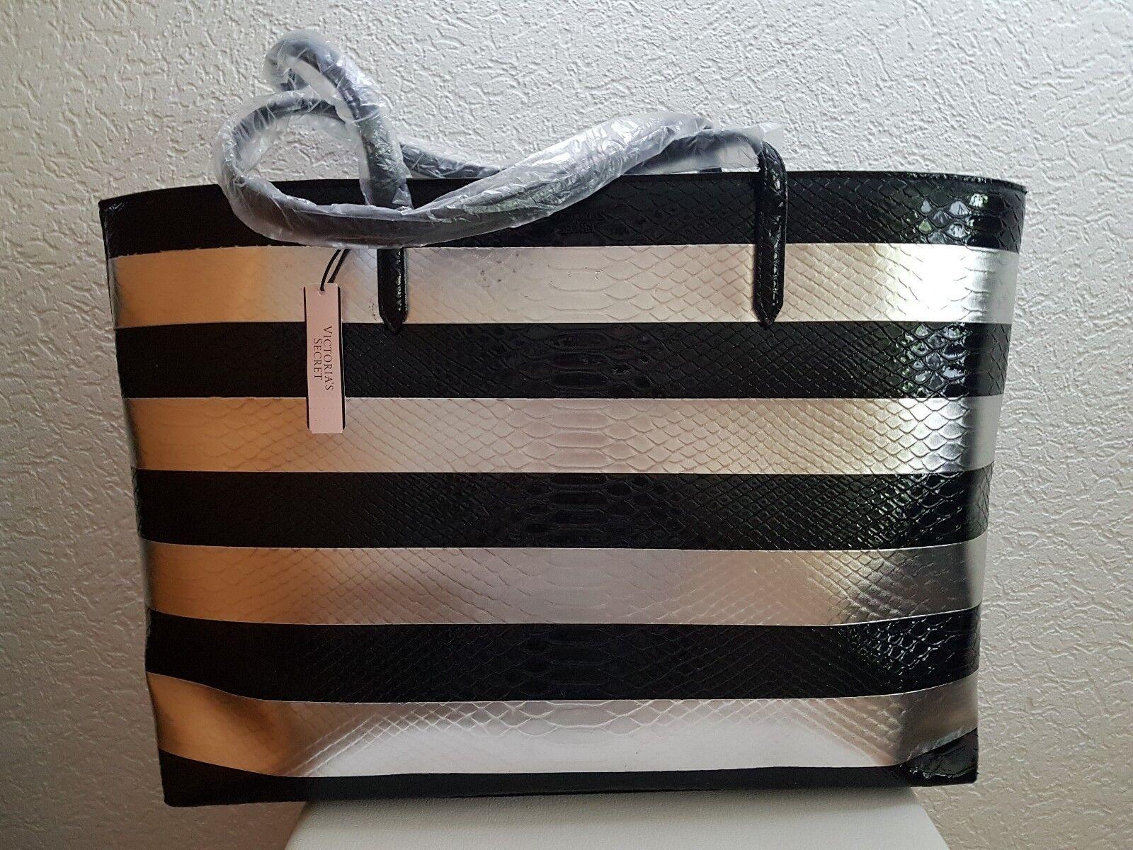 Victoria's Victoria's Victoria's Secret  Damentasche  Tasche  Shopper   snake optik  schwarz silber | Zahlreiche In Vielfalt  | Hohe Qualität  | Up-to-date Styling  760d2d