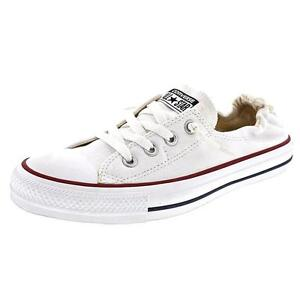 d66281db8444 Converse Womens All Star Shoreline Low 537084f White US Size 9 UK 7 ...