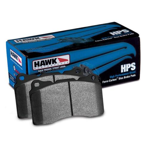 Hawk HPS Brake Pads HB367F.585 FOR 93-99 Subaru Impreza GC8