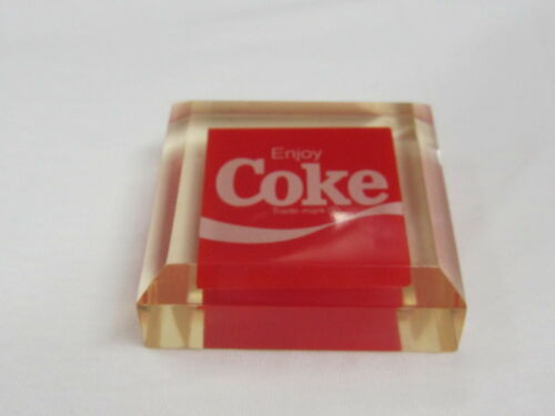 Coca-Cola Paper Weight OFFICIAL PRODUCT