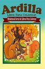 Ardilla LIBRO Para Colorear 9781320452595 by El Blokehead Paperback