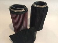 Yamaha Banshee K&n Air Filter Filters 6 Pre Outerwears 33 34 35 Pwk Pj Carbs