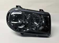 Chrysler 300C 05-10 Smoke Projector Dual Halo Angel Eye Headlights PAIR RH LH
