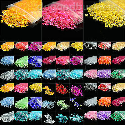 2000pcs 6mm Wedding Decoration Crystals Diamond Table Confetti Party Supplies