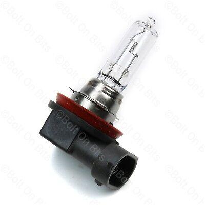 Volvo V70 MK2 HB3 100w Super White Xenon HID High Main Beam Headlight Bulbs Pair