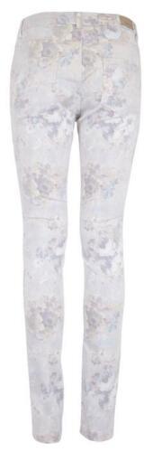 Young palmy Jeans Attillati Floreale-Rose Garden-Taglia 29-è stato £ 59.99 Donna B