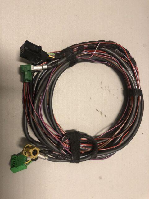 AUDI A4 8W A5 Q5 Kabel AUX IN und USB 8W0035736 8W0035708 8PIN