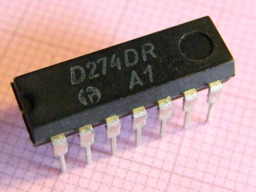 Dual D-Type Flip Flop HFO =74H74 5x D274D