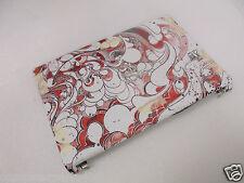 NEW Genuine Dell Studio 1555/1557/1558 Red Swirl Back Cover Panel X937N