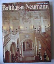 Schütz Balthasar Neumann Architektur Barock Kirchen Schlösser Treppen