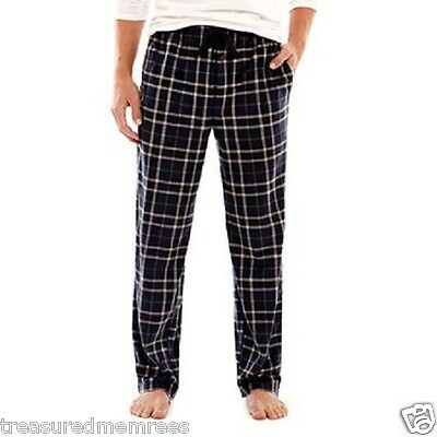 "Stafford Microfleece Pajama Lounge Pants ~ Size 2XL 44-47/"" ~ NWT"
