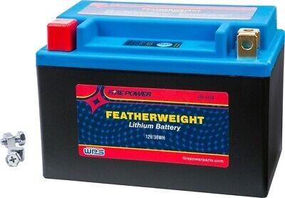 Fits Suzuki GSXR750 1994–1999 WPS Featherweight Lithium Ion Battery