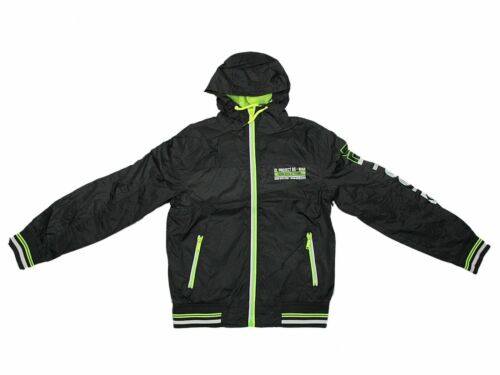 Brand New DL Project 86 Boys Jackets Kids Casual Zip Up Hooded
