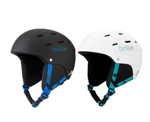Bolle Junior Matte Ski Snow Helmet Head Size 51-55cm  BRAIN Protection System