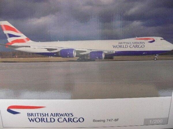 1   200 herpa 555173 british airways world cargo boeing 747-8f