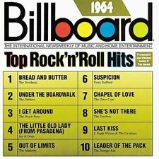 Billboard Top Rock & Roll Hits: 1964 by Various Artists (CD