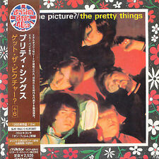 THE PRETTY THINGS - GET THE PICTURE? USED - VERY GOOD CD