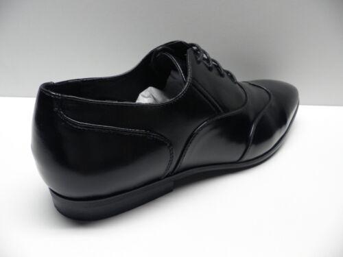 Garcon Neuf Chaussures 42 Taille Homme Zy De Costume 2221 Pour Mariage Noir qqx4fgwYC
