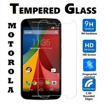 Tempered Glass Screen Protector Premium Protection For Motorola Moto G4