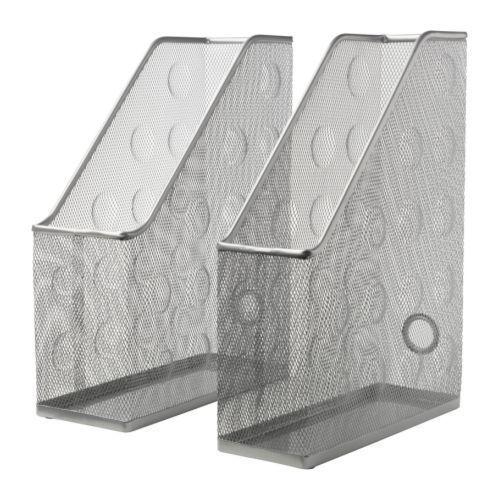 VERSCHIEDENE MODELLE AKTE MAGAZIN LAGERUNG VERANSTALTER-SATZ VON 2 IKEA